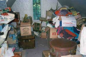 Colfax Estate Sales Attic Full